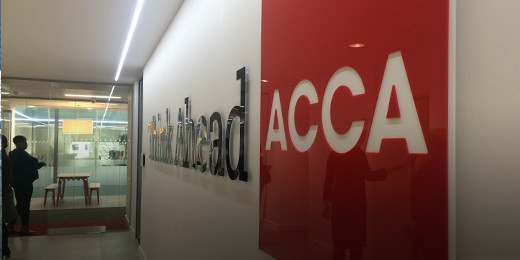 Thinking ahead: Five reasons to choose ACCA